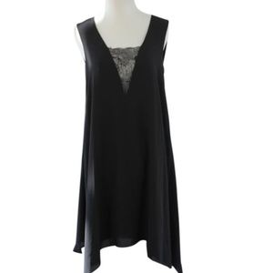 BCBG Alie Dress Black XXSMALL NEW WITH TAGS